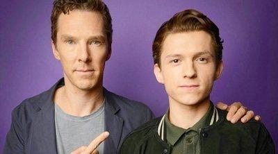 Benedict Cumberbatch explica a un confuso Tom Holland que es 'RuPaul's Drag Race'