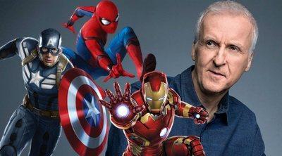 James Cameron está harto de las películas de 'Los Vengadores'
