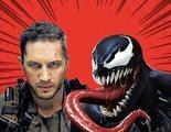 'Venom': Tom Hardy revela cuándo veremos el nuevo tráiler