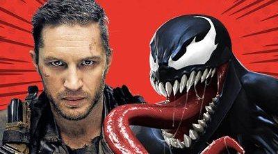 Tom Hardy revela cuándo veremos el nuevo tráiler de 'Venom'