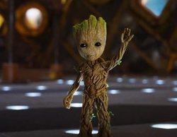 Los Guardianes de la Galaxia tampoco sabían lo de Baby Groot