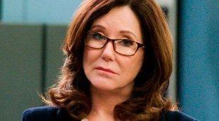 ¿Dónde has visto a Mary McDonnell?