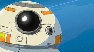 Ya tenemos nueva serie galáctica: 'Star Wars Resistance'