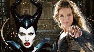 Michelle Pfeiffer podría sumarse a 'Maléfica 2'