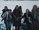 Cómo los actores de 'The Rain', la oscura serie de Netflix, mantenían la energía positiva en el rodaje