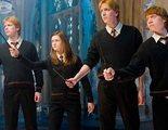 'Harry Potter': Escenas nunca vistas en las películas, convertidas en cómics por esta artista
