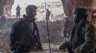 Featurette y clip de '12 Valientes', la película de Chris Hemsworth