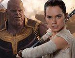 'Star Wars' cede el nº 1 a 'Infinity War' con una imagen muy emotiva