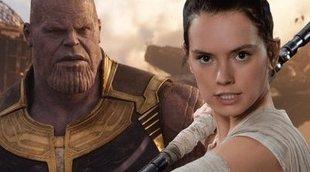 'Star Wars' felicita a 'Avengers: Infinity War' por lograr el mejor estreno de la historia