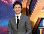 Tom Holland revienta el final de 'Vengadores: Infinity War' a los asistentes de un cine en Hollywood