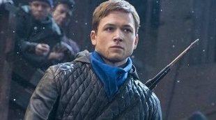 'Robin Hood: Orígenes': Primer tráiler con Taron Egerton