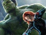 'Vengadores: Infinity War': Los hermanos Russo revelan el estado del romance entre Hulk y Viuda Negra