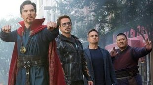 'Vengadores: Infinity War' sigue reinando en la taquilla española