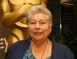 Muere Anne V. Coates, ganadora del Oscar a la Mejor Edición por 'Lawrence de Arabia', a los 92 años