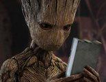 'Vengadores: Infinity War': Un niño escribe una redacción sobre Groot en clase que se hace viral