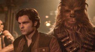 """Primeras reacciones a 'Han Solo: Una historia de Star Wars' tras la premiere: """"Es buena. Es muy buena"""""""