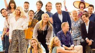 Escucha la primera canción de la banda sonora de 'Mamma Mia! Una y otra vez'