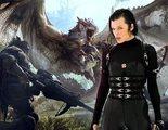 Milla Jovovich protagonizará 'Monster Hunter', la película del famoso videojuego