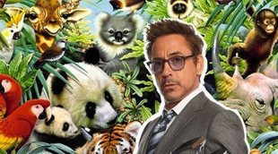 Primer vistazo a Robert Downey Jr. en 'The Voyage of Doctor Dolittle'