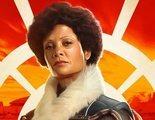 'Star Wars': Thandie Newton luce en Cannes un vestido homenaje a los personajes negros de la saga