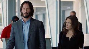 Tráiler de 'Destination Wedding', el reencuentro de Keanu Reeves y Winona Ryder