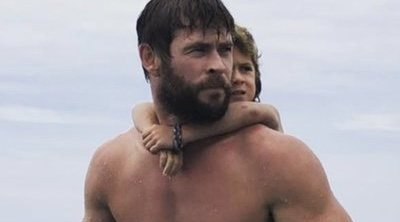 Internet alucina con el cuerpazo del padre de los Hemsworth