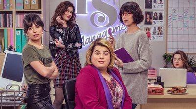 La segunda temporada de 'Paquita Salas' ya tiene fecha de estreno