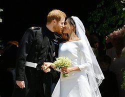 De actriz a Duquesa: Así ha sido la boda real del Príncipe Harry y Meghan Markle
