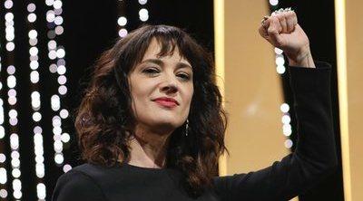 El impactante discurso de Asia Argento en Cannes y la lista de ganadores