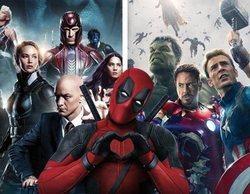 'Deadpool 2' insinúa un posible crossover entre X-Men y Vengadores