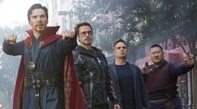 Robert Downey Jr. enseña cómo se rodó 'Vengadores: Infinity War'