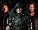 Stephen Amell quiere un crossover de 'Sobrenatural' y 'Arrow'