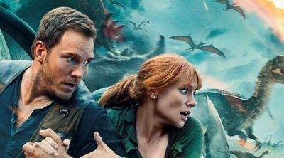Primeras reacciones a 'Jurassic World: El reino caído' tras la premiere en Madrid