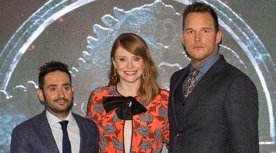 La espectacular premiere mundial de 'Jurassic World: El reino caído' en Madrid