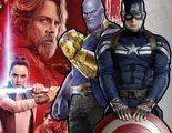 'Vengadores: Infinity War' y 'Star Wars: Los últimos Jedi': ¿Por qué no podemos dejar de compararlas?