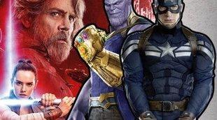 'Infinity War' y 'Los últimos Jedi': ¿Por qué no podemos dejar de compararlas?