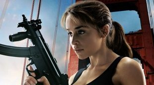 """Emilia Clarke se sintió """"aliviada"""" por el fracaso de 'Terminator Génesis'"""