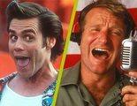 Jim Carrey revela la verdad sobre su supuesta enemistad con Robin Williams