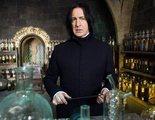 """'Harry Potter': Alan Rickman sintió """"frustración"""" interpretando a Severus Snape"""
