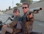 'Terminator 6': Primera imagen del joven John Connor y el nuevo T-800