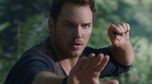 Tom Holland spoileó a Chris Pratt 'Jurassic World: El reino caído'