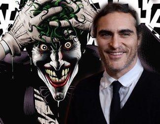 El Joker de Joaquin Phoenix se rodará en otoño y pinta muy bien