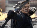 Este cine proyecta 'Vengadores: Infinity War' con un póster fan de Ojo de Halcón