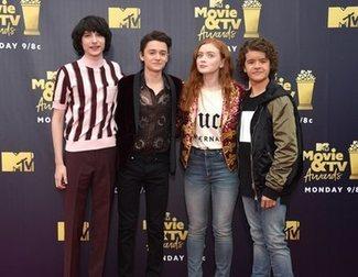 Así fue la alfombra roja de los MTV Movie & TV Awards 2018