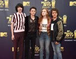 Los actores de 'Stranger Things' y 'Por trece razones' brillan en la alfombra roja de los MTV Movie & TV Awards 2018