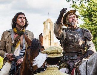Terry Gilliam pierde los derechos de 'El hombre que mató a Don Quijote'