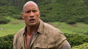 'Jumanji': Dwayne Johnson confirma que ya están trabajando en la secuela