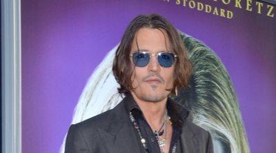 Johnny Depp confiesa su depresión y sus problemas con la bebida