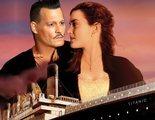 Johnny Depp quiere rodar un remake de 'Titanic' en una bañera