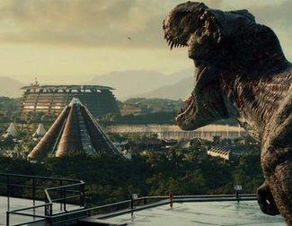 'Jurassic World 2' triunfa en la taquilla EEUU, pero sin récords